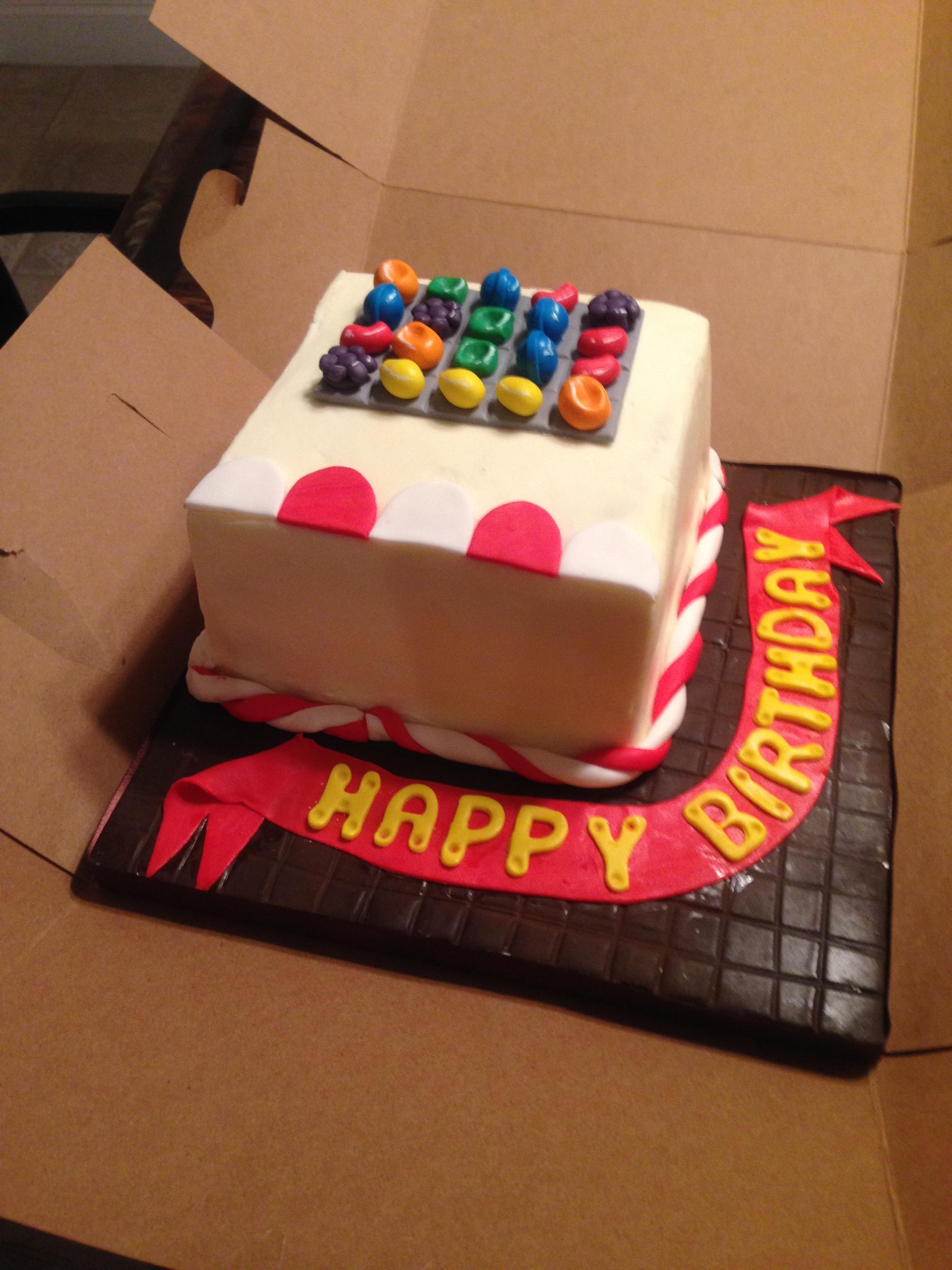 Candy Crush Birthday!