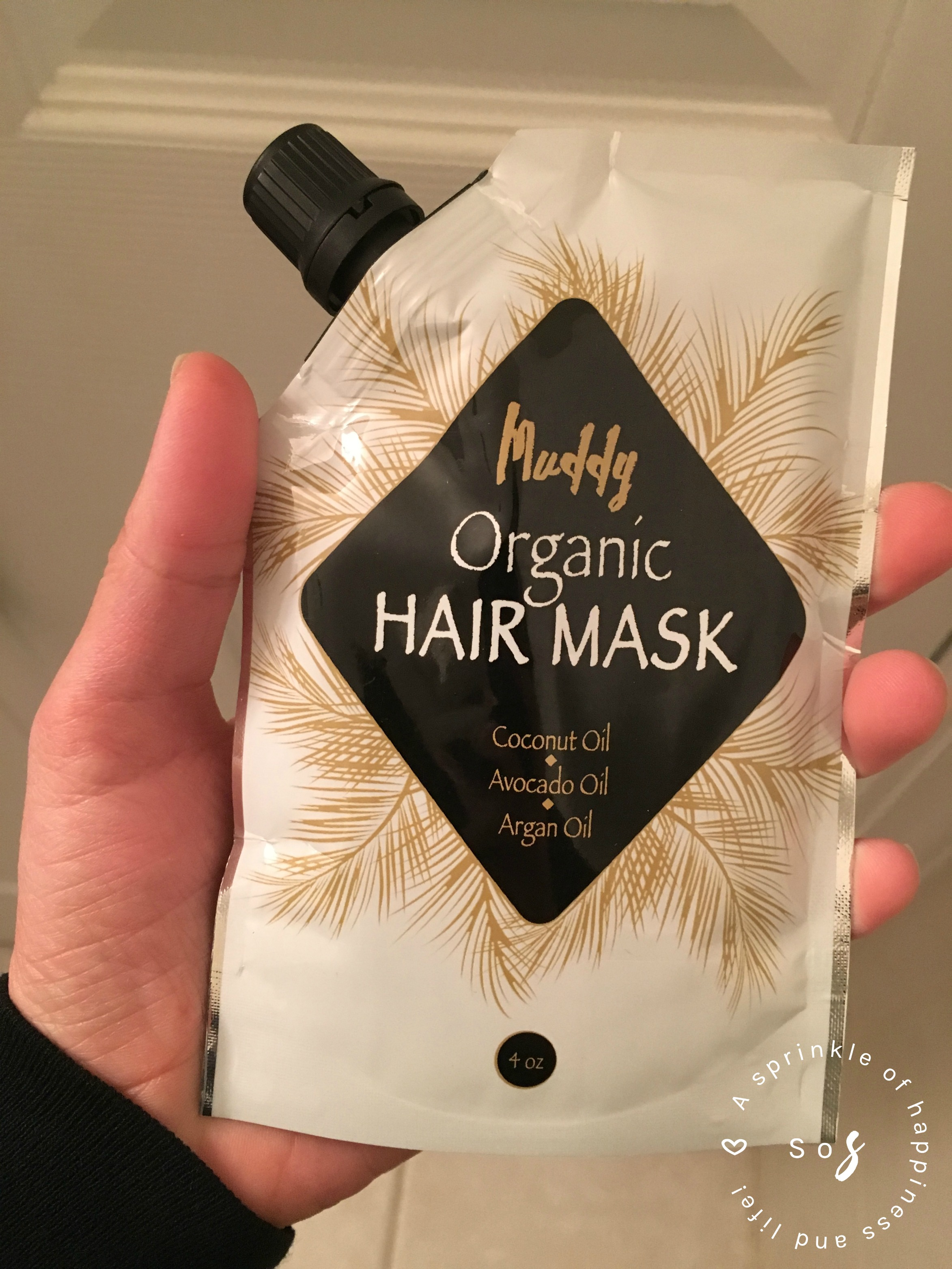 Muddy Body Organic Hair Mask–Review!