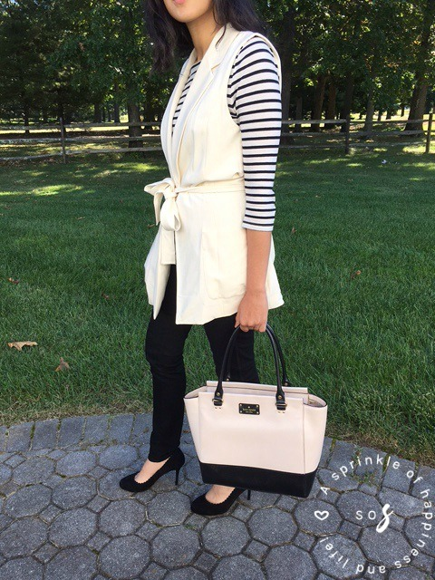 Birthday Look & Kate Spade
